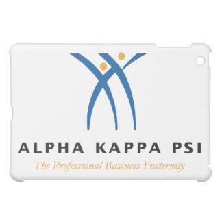 アルファΚ Psiの名前およびロゴ iPad Miniケース