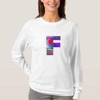 アルファアルファベットFFF Tシャツ
