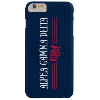 アルファガンマのデルタ米国 BARELY THERE iPhone 6 PLUS ケース