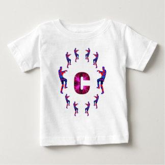 アルファベットのゾンビの踊り: AにZ ベビーTシャツ