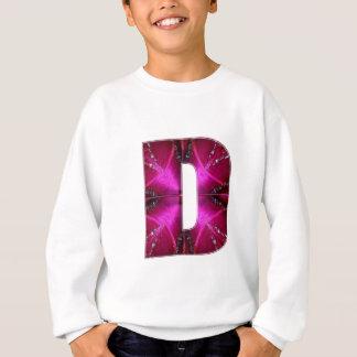 アルファベットのDDD ALPHAD スウェットシャツ