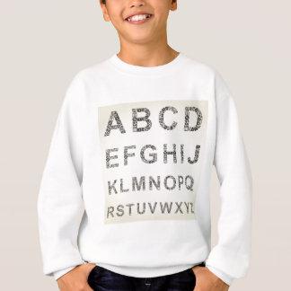 アルファベットビジネス スウェットシャツ