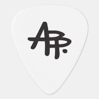 アルファベット ギターピック