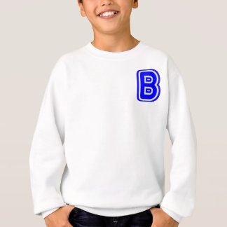 アルファベットALPHAB BBB スウェットシャツ