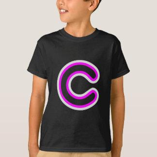 アルファベットALPHAC CCC Tシャツ