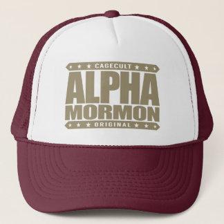 アルファモルモン教徒-近代の聖者、金ゴールドの教会 キャップ