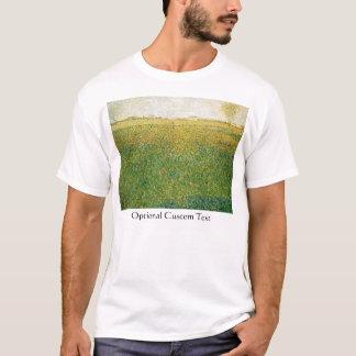アルファルファはゲオルゲスSeuratによって聖者デニスの守備につきます Tシャツ