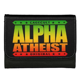 アルファ無神論者-私は大きい強打のスタイル、ラスタ生命住んでいます