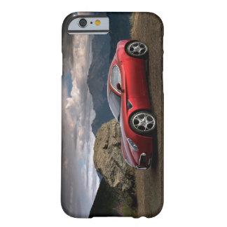 アルファ・ロメオ8C Competizioneの電話箱 Barely There iPhone 6 ケース
