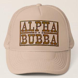 アルファBubba キャップ