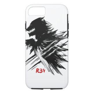 アルファÉ R34の電話箱 iPhone 8/7ケース