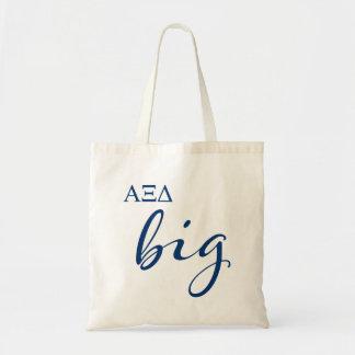 アルファXIのデルタの大きい原稿 トートバッグ