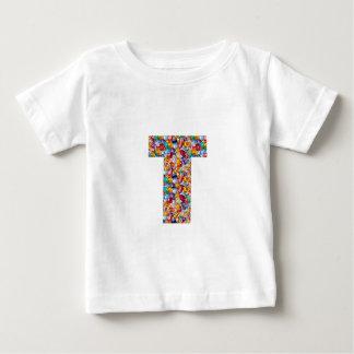 アルファxxxのoooのtttのlllのギフトの宝石のファッションX o t l ベビーTシャツ