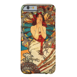 アルフォンス島のミュシャのモンテカルロのiPhone6ケース Barely There iPhone 6 ケース