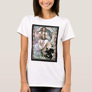 アルフォンス島のミュシャのワイシャツのヴィンテージ Tシャツ