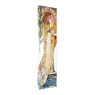 アルフォンス島のミュシャのGismondaのキャンバスポスター キャンバスプリント