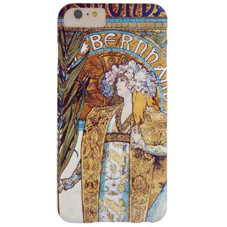 アルフォンス島のミュシャのGismondaの芸術Nouvau Barely There iPhone 6 Plus ケース