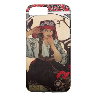 アルフォンス島のミュシャのMoravianの先生の聖歌隊GalleryHD iPhone 8 Plus/7 Plusケース
