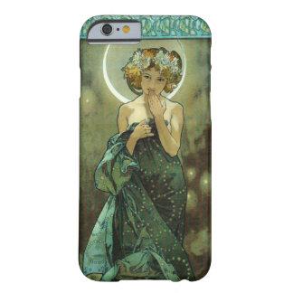 アルフォンス島Mucha Clair De LuneのiPhone6ケース Barely There iPhone 6 ケース
