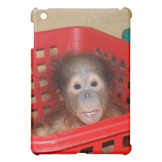 アルフレッドの孤児のオランウータンのベビーの慈善 iPad MINI CASE