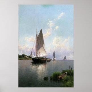アルフレッドトムソンBricherの絵画のポスター ポスター