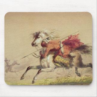 アルフレッドヤコブミラー著青海原の入り江の戦い マウスパッド