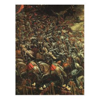 アルブレヒトAltdorfe著(片)イッソスの戦い ポストカード