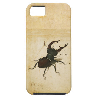 アルブレヒトDurerのクワガタムシのルネサンスのヴィンテージの芸術 iPhone SE/5/5s ケース