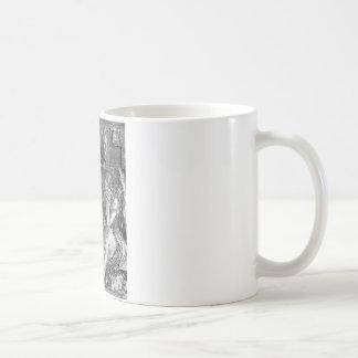 アルブレヒトDurer著うつ病 コーヒーマグカップ