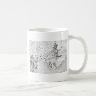 アルブレヒトDurer著雄弁のアレゴリー コーヒーマグカップ