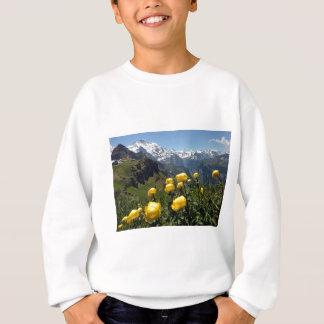 アルプスの春 スウェットシャツ