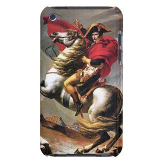 アルプスのipod touchの例を交差させているナポレオン Case-Mate iPod touch ケース