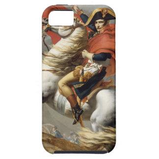 アルプス-ジェイクスルイデイヴィッド--を交差させているナポレオン iPhone SE/5/5s ケース