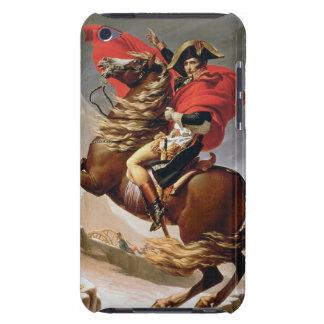 アルプス、c.1800 (キャンバスの油)を交差させているナポレオン Case-Mate iPod touch ケース