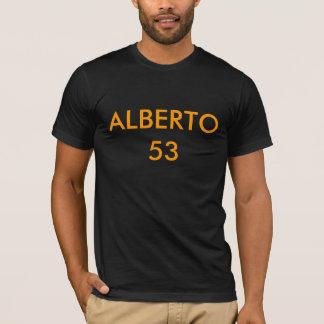 アルベルト53 Tシャツ