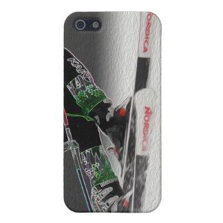 アルペンスキーD1368-038 iPhone SE/5/5sケース