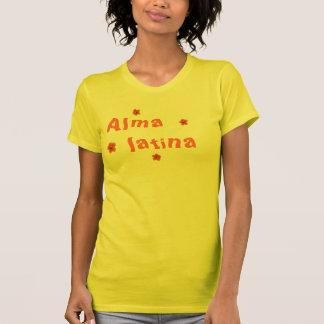 アルマのラテンアメリカ系女性 Tシャツ