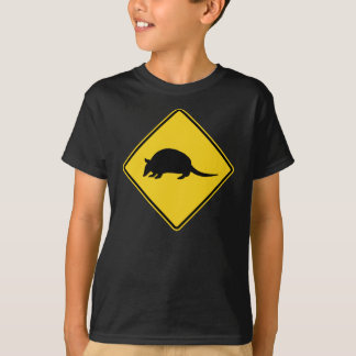 アルマジロの交差 Tシャツ