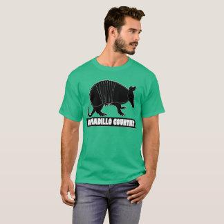 アルマジロの動物のデザイナーブランドの洋服の販売 Tシャツ