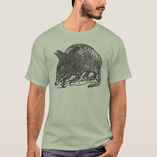 アルマジロの大きい点 Tシャツ