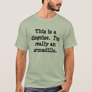 アルマジロの衣裳 Tシャツ