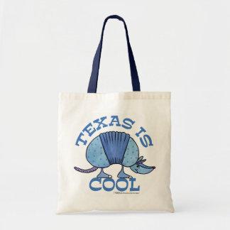 アルマジロ青テキサス州はクールです トートバッグ