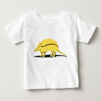 アルマジロ ベビーTシャツ