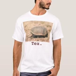 アルマジロ、Tex. Tシャツ