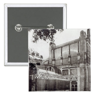 アルマTadem's Houseの北側面1889年氏の 5.1cm 正方形バッジ