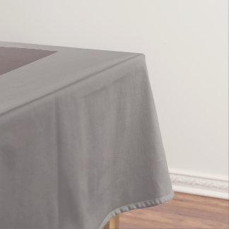 アルミニウム灰色の無地だけOSCB40 テーブルクロス