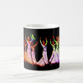 アルメニアのダンサーのマグ2 コーヒーマグカップ
