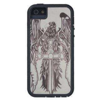 アルメニアのワシの電話箱 iPhone SE/5/5s ケース
