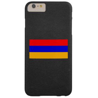 アルメニアの国旗 BARELY THERE iPhone 6 PLUS ケース
