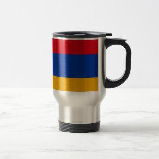 アルメニアの旗 トラベルマグ